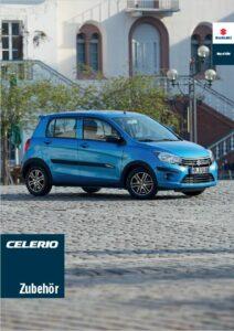 Original Zubehör Suzuki Celerio